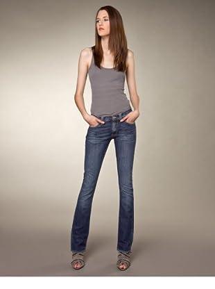 Nudie Jeans Jeans Boot Narrow Slim Bootcut (Blue)