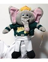 "14"" Oakland Athletics Trumpet Mascot Plush Puppet"