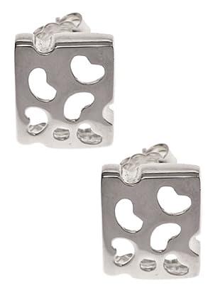Yocari Pendientes Silver