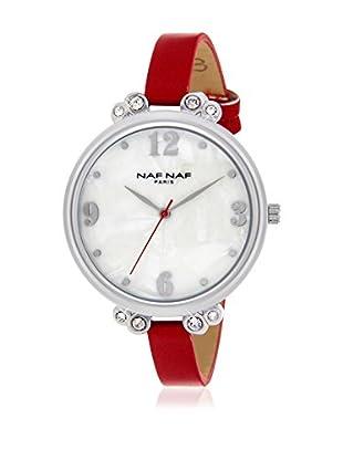 Naf Naf Uhr mit japanischem Quarzuhrwerk Woman N10632-219  40 mm
