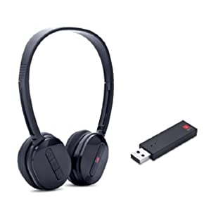 iball Beaton 2.4 Ghz On-Ear Headphone with Mic