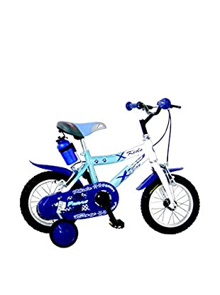 Frejus Bicicleta Dmu12000 Blanco / Azul