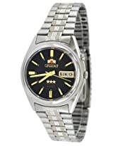 Orient #BEM6Q002B Men's Tri Star Standard Self Winding Automatic Watch