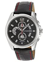 Citizen Analog Black Dial Men's Watch - AN3420-00E