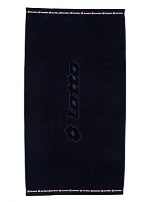 Lotto Telo Spugna Velour (Navy)