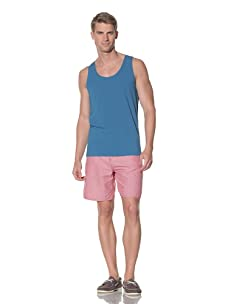 Rhythm Men's Pinner Knit Tank (Electric Blue)