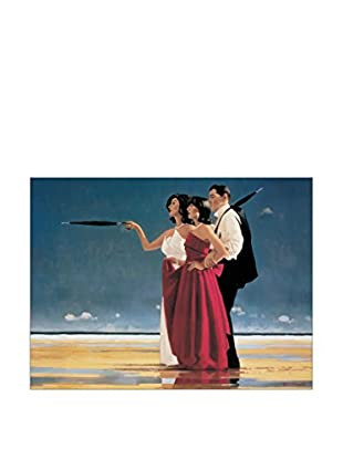 ARTOPWEB Panel Decorativo Vettriano The Missing Man I 60x80 cm