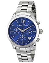 Lucien Piccard Women's LP-12914-33 Coimbra Analog Display Japanese Quartz Silver Watch