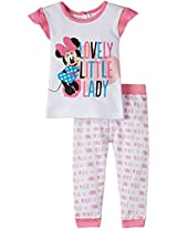 Disney Minnie Baby Girls' Clothing Set