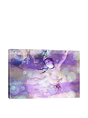 The Star II Gallery Wrapped Canvas Print