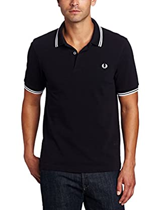 FRED PERRY Negro L