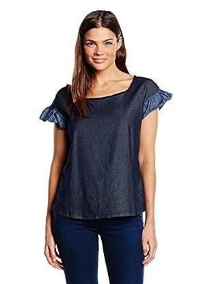 Fornarina T-Shirt Shelton Denim-Stretch