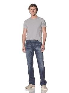 Dylan George Men's Stephan Straight Leg Jean (Robin)