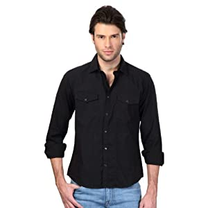 Van Heusen Ultra Slim Fit Solid Shirt