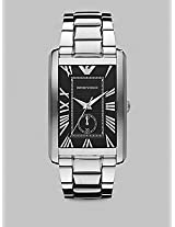 Emporio Armani  Analog Silver Dial Men's Watch AR1608