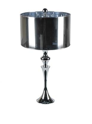 Lexia Table Lamp (Silver)