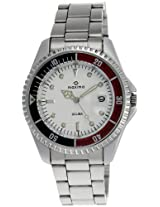 Maxima Attivo Analog White Dial Men's Watch - 00455CMGI