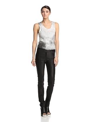 Ann Demeulemeester Women's Aspect Trousers (Black)