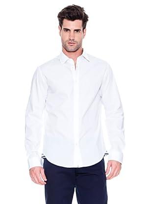 Hugo Boss Camisa Bugsville (Blanco)