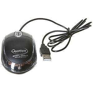 Quantum QHM222 Mouse (Black)