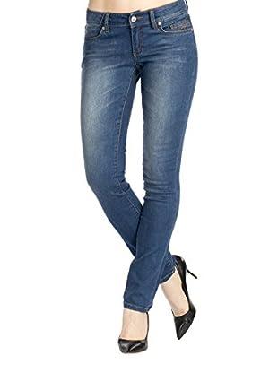 Seven7 LA Jeans dunkelblau W27