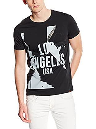 7 For All Mankind T-Shirt Manica Corta Graphic