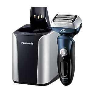 Panasonic ラムダッシュ メンズシェーバー 5枚刃 青 ES-LV72-A