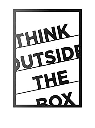 Best Seller Living Wanddeko Think Outside The Box