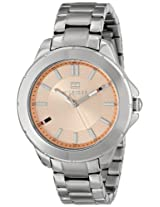 Tommy Hilfiger Women's 1781415 Analog Display Quartz Silver Watch