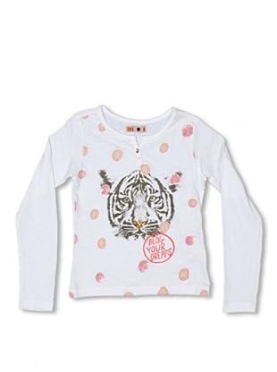CKS Kids GIRLS Camiseta Vesuvianite (Blanco)