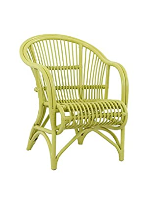Jeffan Playa Dining Chair, Lime Green