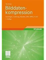 Bilddatenkompression: Grundlagen, Codierung, Wavelets, JPEG, MPEG, H.264
