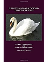 Burridge's Multilingual Dictionary of Birds of the World: Danish (Dansk) Volume 6