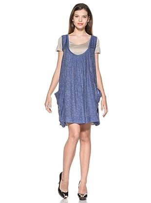 Eccentrica Vestido Danielle (Azul)