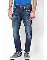 Blue Skinny Fit Jeans (Vegas) Wrangler