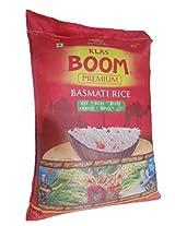 KLA's Boom Premium Saarbati Steam Basmati Rice, 25 Kg
