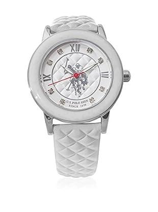 U.S.POLO ASSN. Uhr mit Miyota Uhrwerk Woman Giselle USP5287WH 36.0 mm