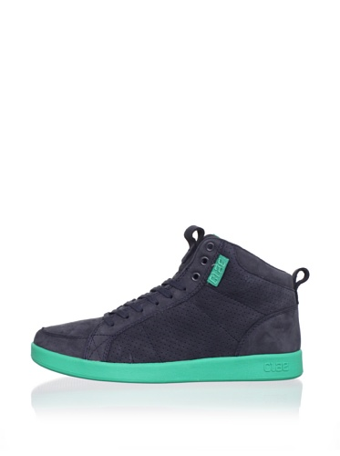 Clae Men's Russell Sneaker (Navy Nubuck/Carribean)