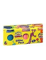 Funskool Play-Doh Glitter Pack
