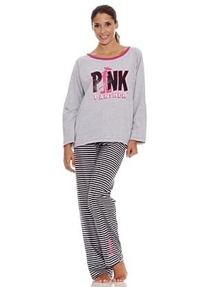 Demar Pijama Señora Pantera Rosa 220Gr (color único)