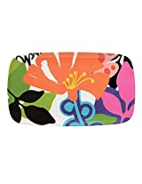 French Bull -  Melamine Serving Platter - 13-1/2-Inch by 8-Inch Serving Tray - Oasis