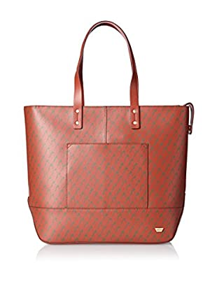 IIIBeCa Women's Reade Street Tote, Fox/Dark Military