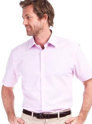 Cortefiel Camisa Pinzas (Rosa)