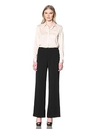 Chetta B Women's Wide Leg Pant (Black)