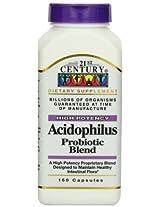 21st Century Acidophilus Probiotic Blend Capsules, 150-Count
