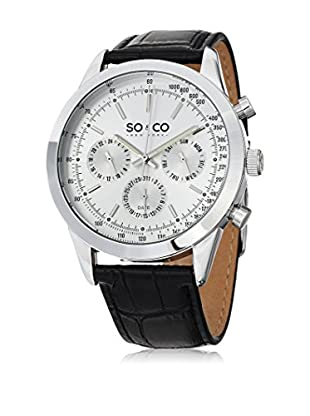 SO & CO New York Quarzuhr Man GP15214 44 mm
