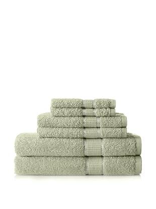 Espalma Ambassador 6-Piece Towel Set, Sage