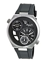 Kenneth Cole Analog Black Dial Men's Watch - IKC1683
