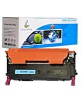 TRUE IMAGE Samsung SACLTM406S Compatible Toner Cartridge Replacement for Samsung CLT-M406S Magenta
