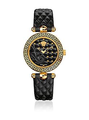 Versace Uhr mit schweizer Quarzuhrwerk Micro Vanitas VQM010015  30 mm